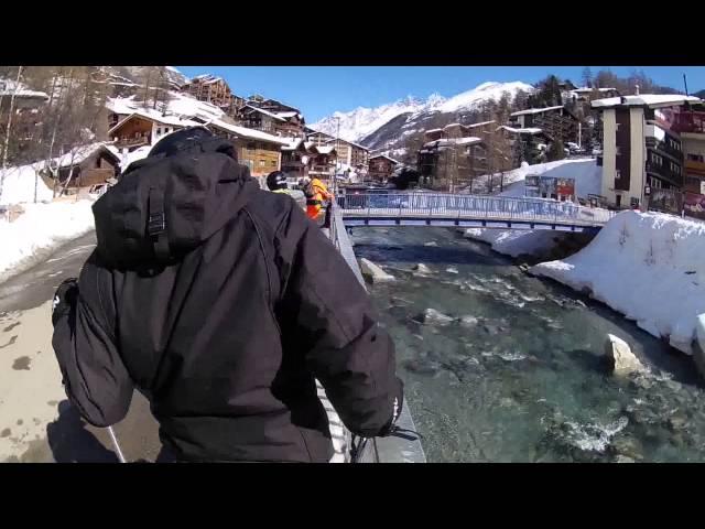 Cervinia 2016 Trailer