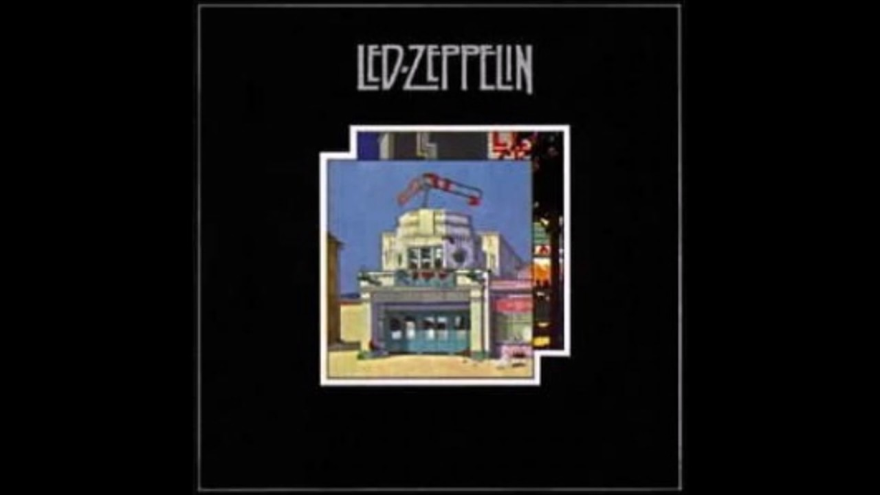 Led Zeppelin The Song Remains The Same Disc 01 1976 Full Album Hd Youtube