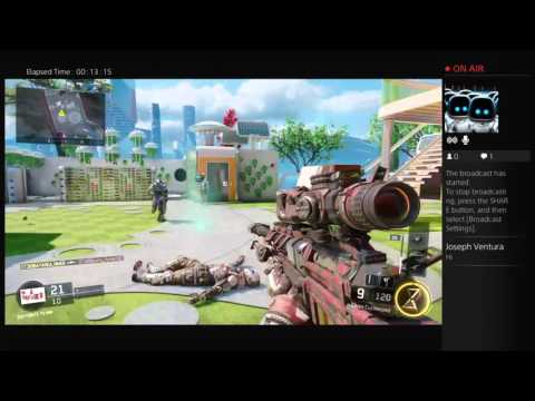 BAYAREA_NINER's Live PS4 Broadcast electric bow with friends