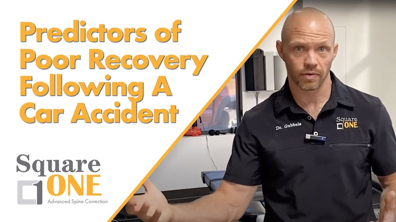Download Predictors of Poor Recovery Following A Car Accident | SquareOne Health [2021]