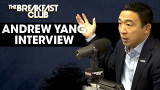 Andrew Yang On Solving America's Problems, December Debates, Trump Zingers + More