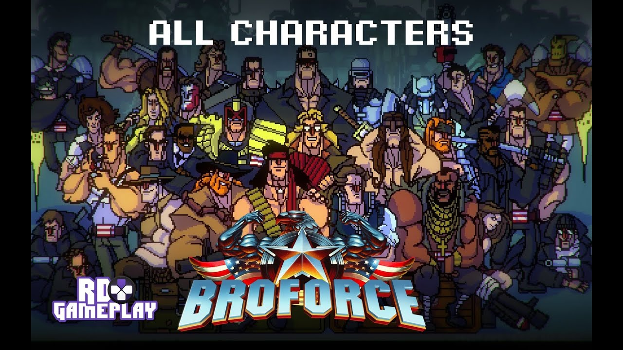 how to join game on broforce