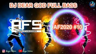 Download Lagu DJ DEAR GOD FULL BASS VERSI GAGAK  | DJ2020 mp3