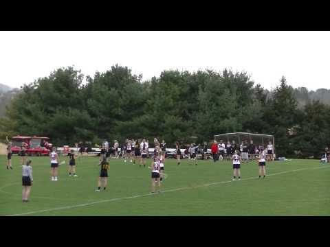2015 Saucon Valley HS Lacrosse vs Freedom - Second Half