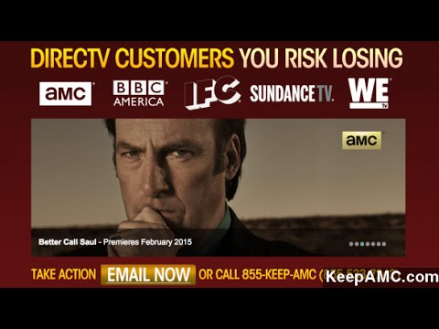 AMC Pits Fans Against DirecTV Amid Contract Negotiations