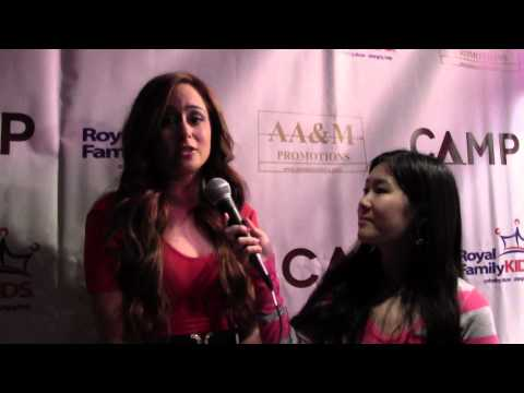 Interview with Elissa Kapneck (Camp the movie)
