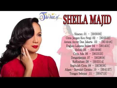 sheila majid - Full Album || Lagu Baru Melayu 2018 Malaysia Lagu -lagu terbaik dari sheila majid