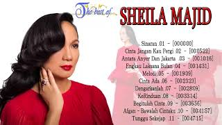 sheila majid - Full Album    Lagu Baru Melayu 2018 Malaysia Lagu -lagu terbaik dari sheila majid