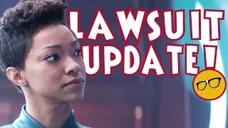 Star Trek Discovery Lawsuit Update | Discovery Ordered on Discovery