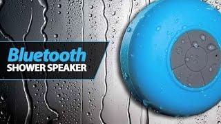 Bluetooth Shower Speaker Review