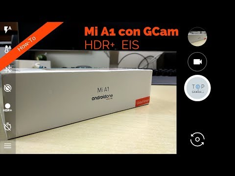 Come installare la Google Camera su Xiaomi Mi A1 - NO ROOT