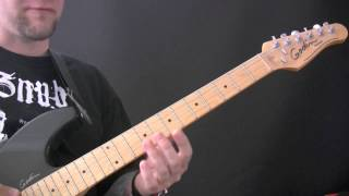 Crowded House Weather With You Guitar Lesson