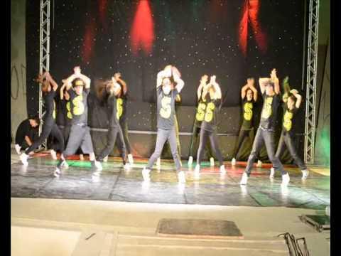 68377e5853 Mega crew Sigma - Coreógrafa  Fran Manson - Sigma Escola de Dança ...