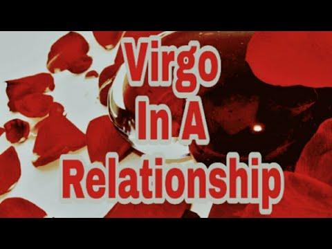 Virgo In A Relationship