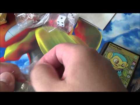 Random Openings!!: Neopet Card game, Starter Deck! (old)