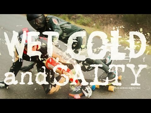 Skate Invasion: Behind the article Wet Cold & Salty - Skate[Slate].TV