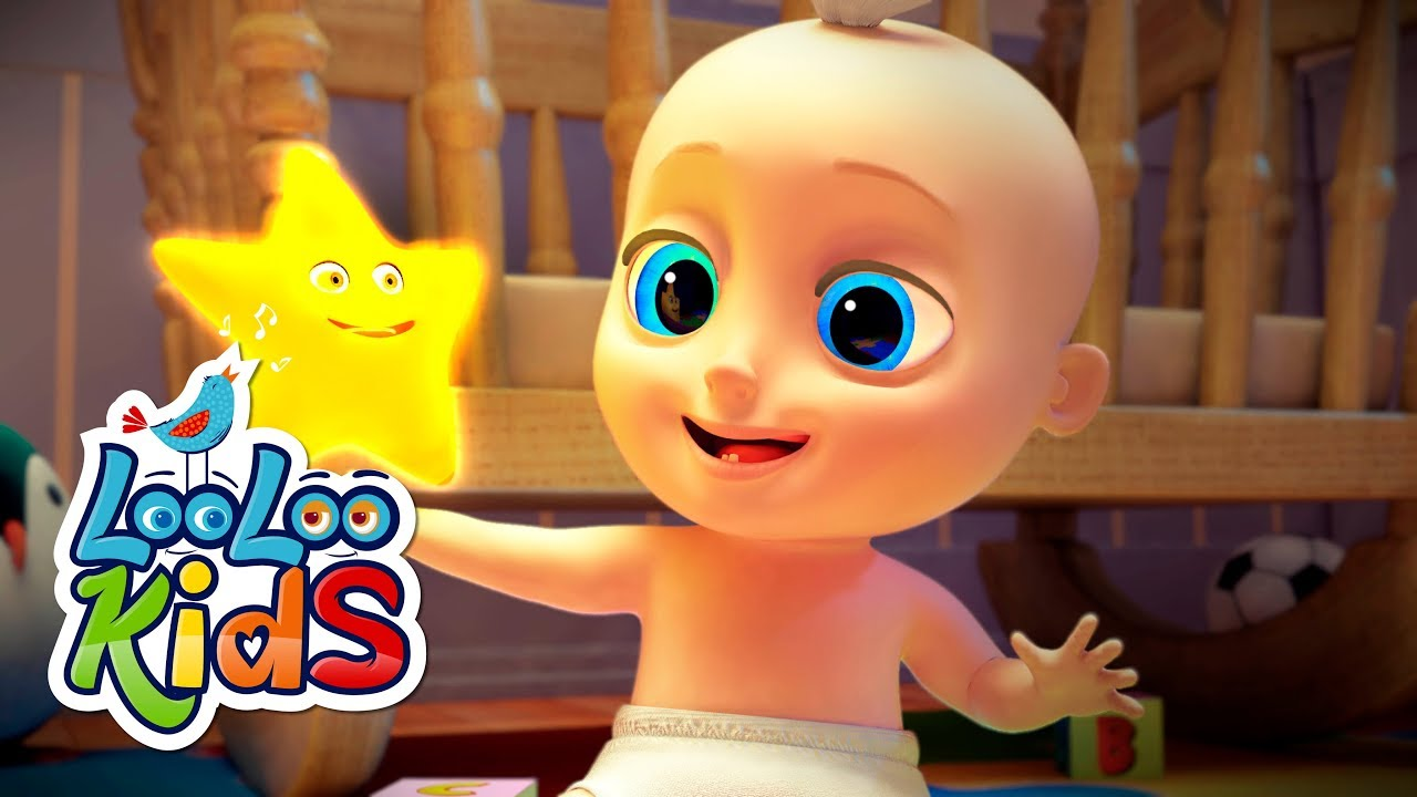 Rock-a-bye Baby -  Lullaby for KIDS | LooLoo Kids