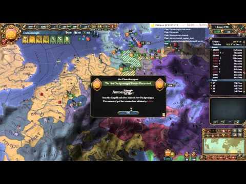 EU4 Duckgroningen stream 11: Europe's West Coast [Final]