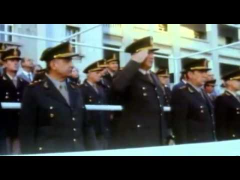 War in The Falklands Islands 1982