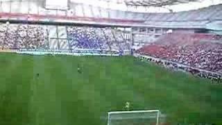 Jリーグ 鹿島アントラーズvsヴァンフォーレ甲府 2007.05.26カシマサッカ...