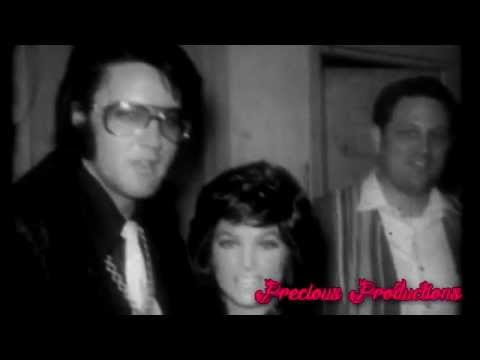 How's the world treating you : Elvis and Priscilla