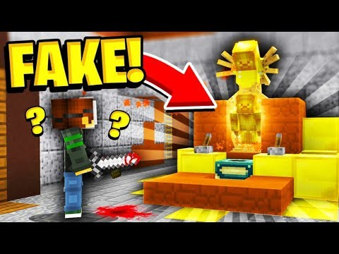 FAKE KALI SKIN TROLL! (Minecraft Murder Mystery Trolling)