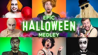 Epic Halloween Medley - Peter Hollens