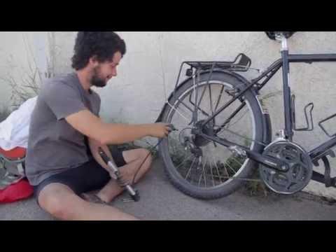 Vagabonds à vélo – France 2015