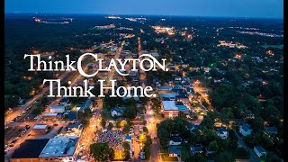 Think Clayton. Think Home.