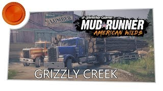 Spintires MudRunner: American Wilds - Grizzly Creek
