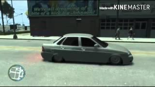 GTA-4: БПАН-без посадки авто нет.Приора без номиров.#3