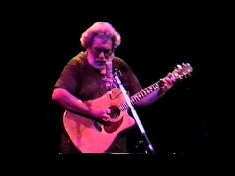 Garcia  and Grisman - SHADY GROVE -5-11-1992