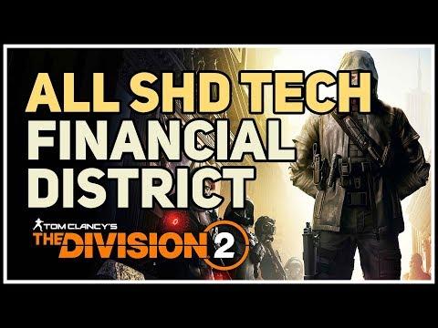 All Financial District SHD Tech Caches Division 2