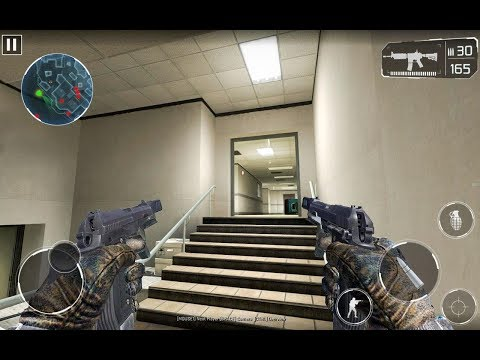 TOP 39 BEST NEW FPS-TPS AND ACTION OFFLINE-ONLINE GAMES IN ANDROID MAY 2019