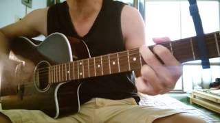 Thằng tàu lai - guitar cover by Neiht
