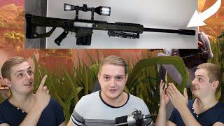 😱2.000€ FORTNITE HEAVY SNIPER GEWINNSPIEL! Das einzige originalgetreue Schwere Scharfschützengewehr
