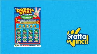 Gratta & Vinci: Doppia Sfida - Tagliando 34 [Serie 60]