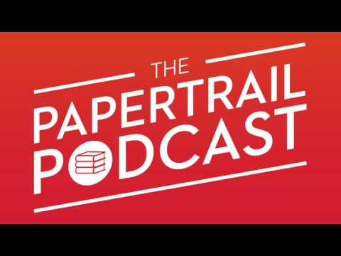 Papertrail Podcast Ep.1 - Tim Leach