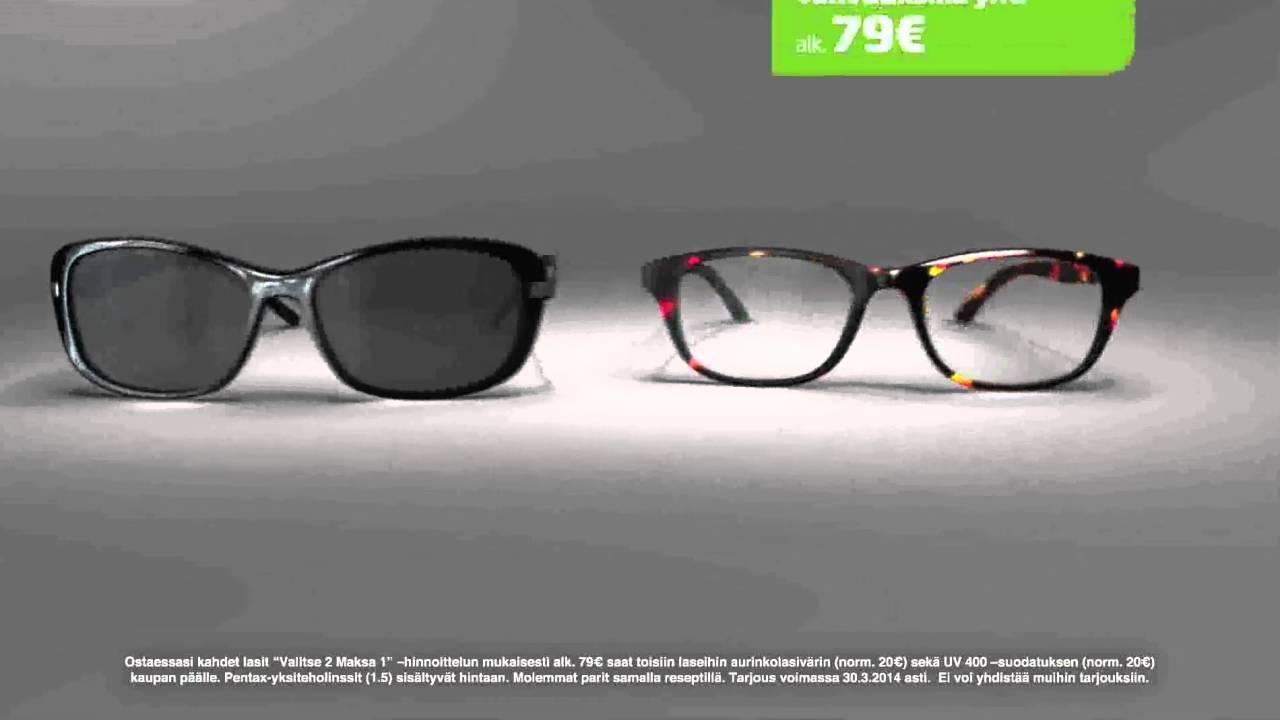 Specsavers Mainos