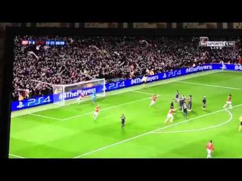 Robin Van persie goal v Olympiakos