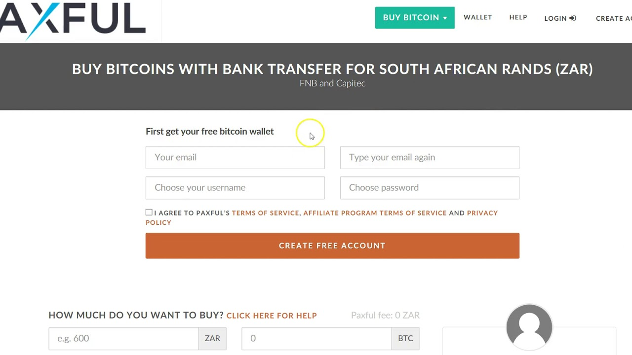 how to get free bitcoin on paxful