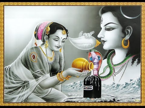 Blessed With Lord Shiva Good Morning Wishes With God Shiva Images