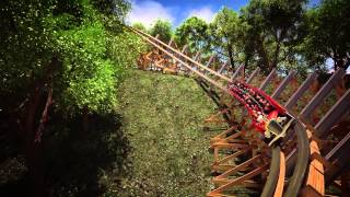 Lightning Rod - Coming to Dollywood 2016