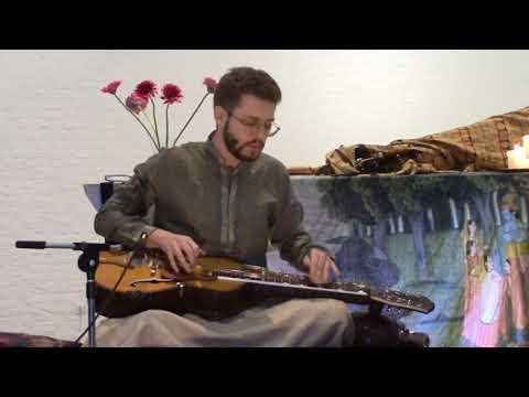 Joel Veena (Indian slide guitar) & Wim Bosman (Tabla) - Raga Shudh Sarang