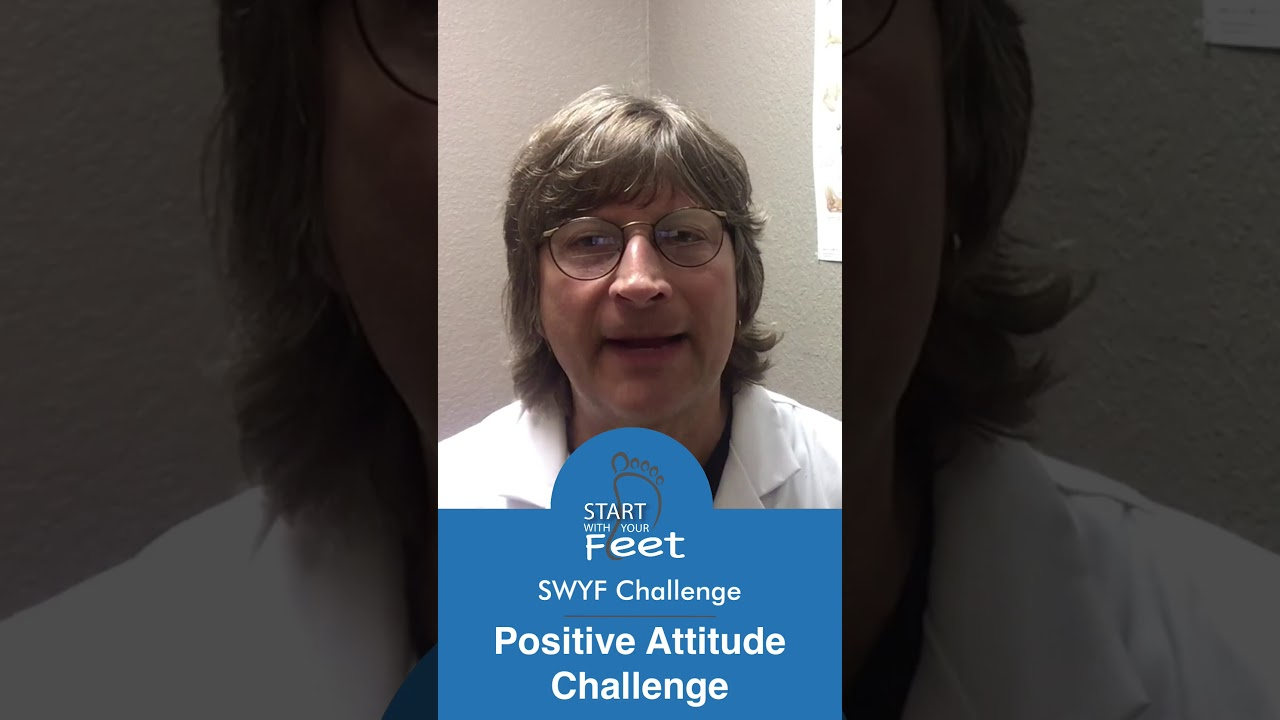 The Positive Attitude Challenge