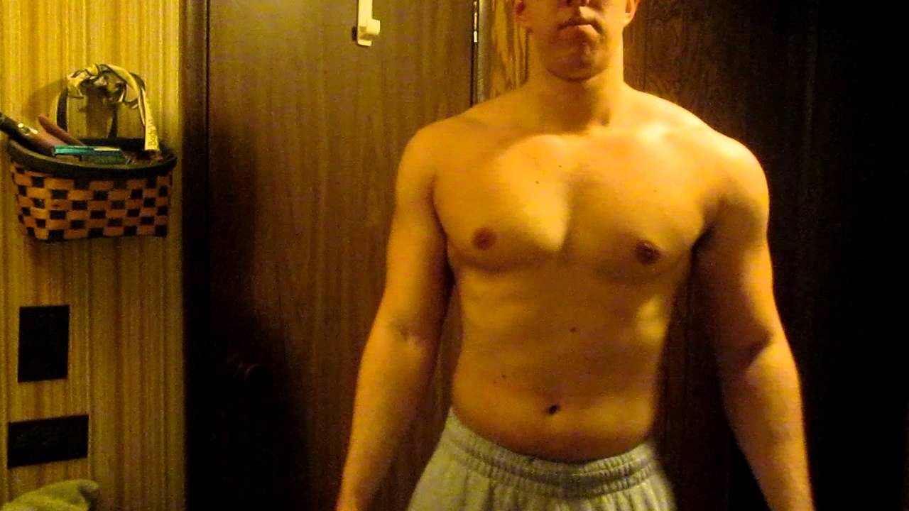 muscle building bulking progress at 5 11 185 lbs 10 1 12 youtube