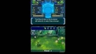 Spectrobes: Beyond The Portals Nintendo DS Gameplay