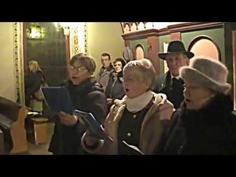 Pieśń w wykonaniu chóru kościelnego 29...