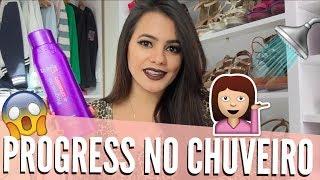 PROGRESSIVA NO CHUVEIRO!!! / SEM QUÍMICA - LA BELLA LISS