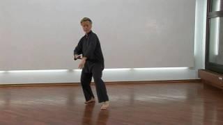 Dynamische Bewegung im Integralen Yang-Stil - Andreas W Friedrich - www.taiji-online.de